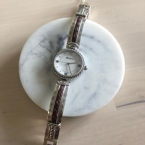 Brighton Collectibles Capistrano Watch NEVER WORN